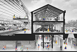 3. cena: Atelier M1 architekti